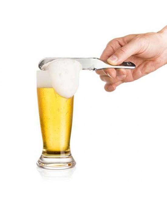 VacuVin прибор за премахване на пяна от бира