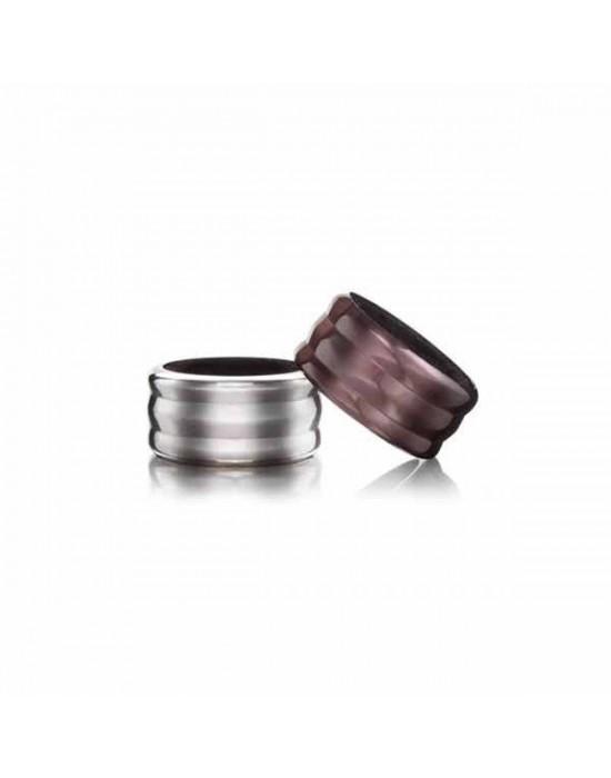 VacuVin пръстени за бутилка 2 бр