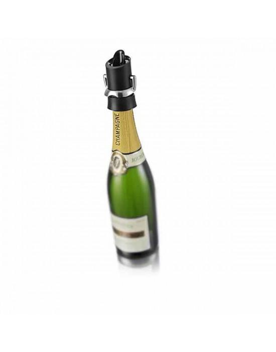VacuVin тапа за наливане и съхранение на шампанско