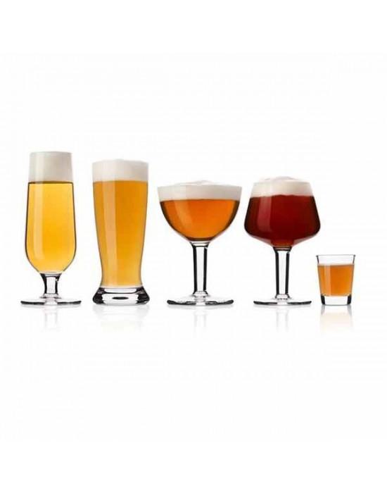 VacuVin комплект чаши за бира 11 ч