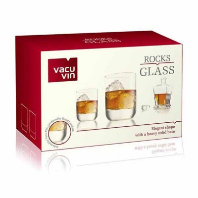 VacuVin чаши за уиски 2 броя