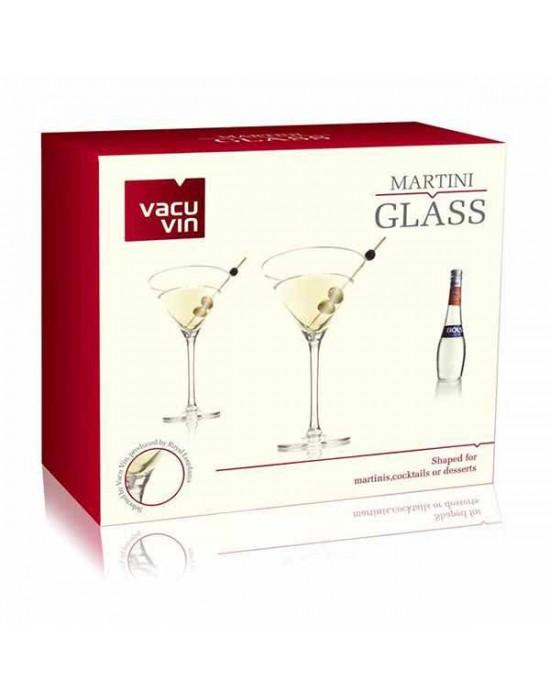 VacuVin чаши за Мартини 2 броя