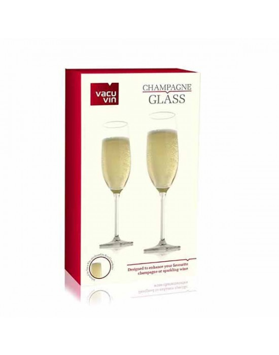 VacuVin чаши за шампанско 2 броя