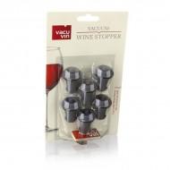 VacuVin вакуумни тапи за вино 6 бр