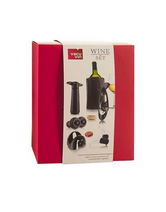 VacuVin комплект за вино Experienced