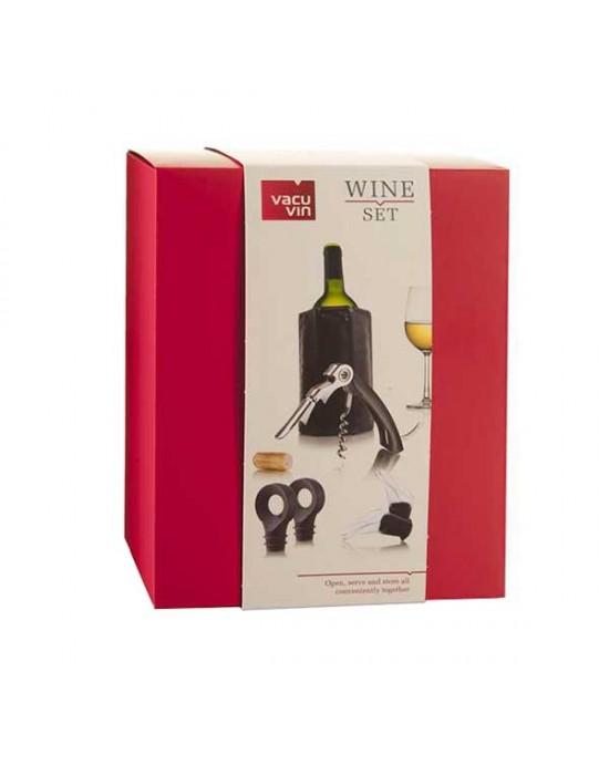 VacuVin подаръчен комплект за вино Starter