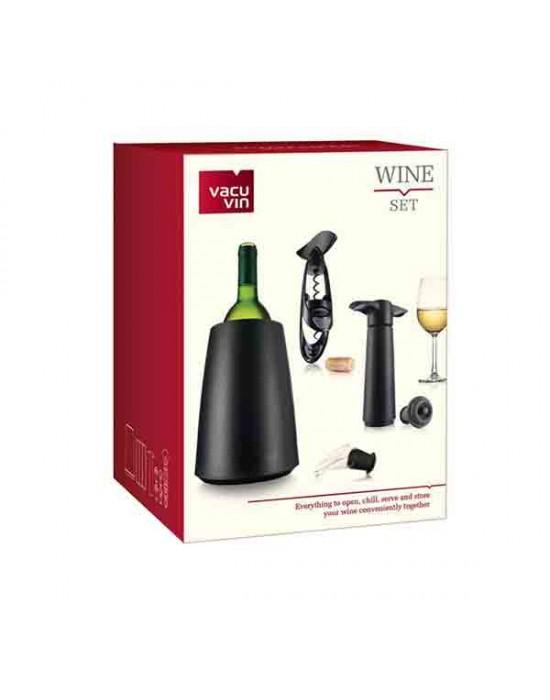 VacuVin подаръчен комплект за вино gift box