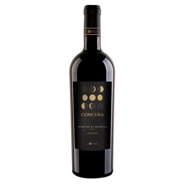 Concura Primitivo Di Manduria Riserva 2015 - 750 ml