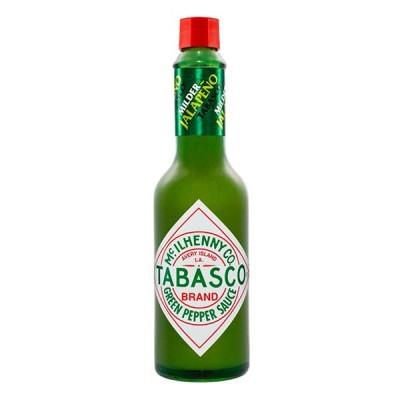 Табаско Jalapeno - зелено 60 ml