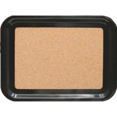 Cork Covered Tray 35-26cm