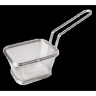 Метална кошничка за сервиране
