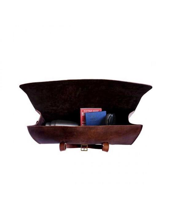Кожена барманска чанта - Cocktail Kingdom