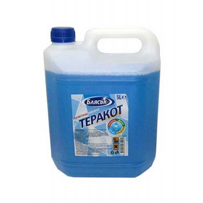 Floor Cleaner for teracot - 5l