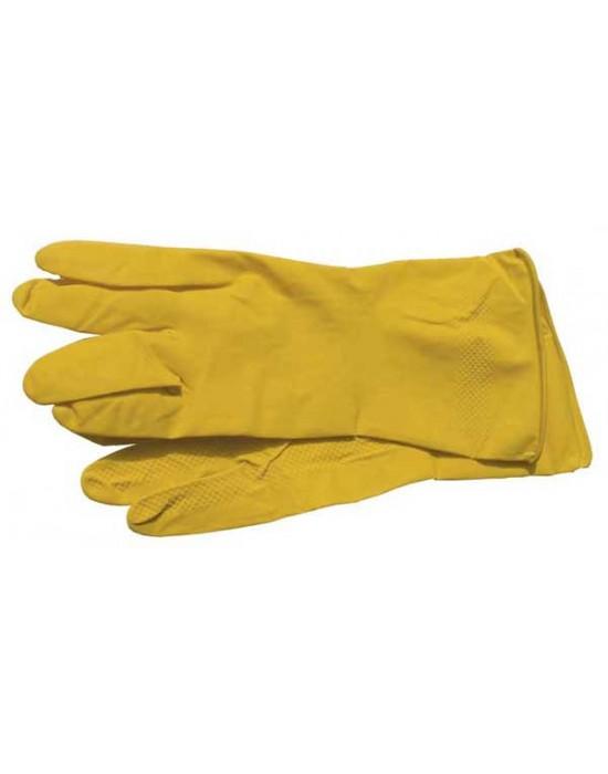 Домакински гумени ръкавици - 1 чифт