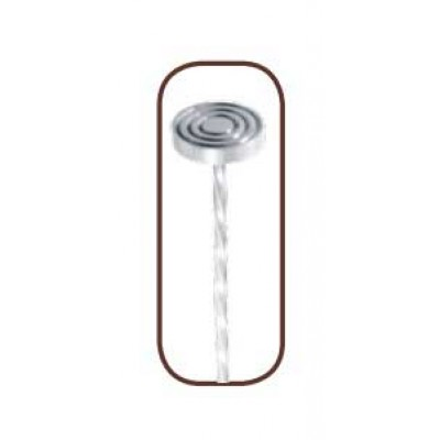 bar Spoon with Muddler 35cm - The Bars