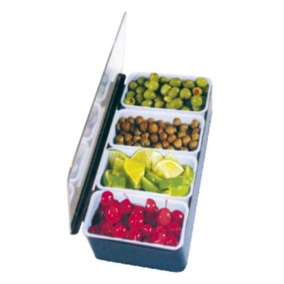 Fruit organizer - 4 containers