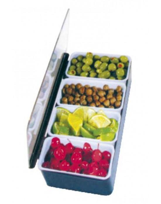 Фрут органайзер - 4 контейнера