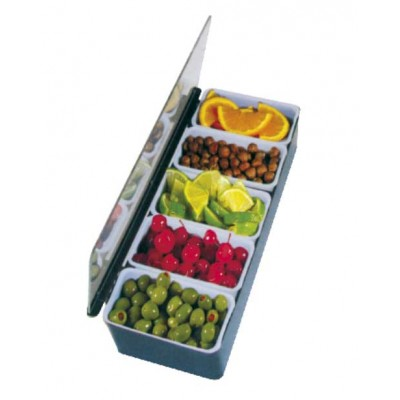 Fruit organizer - 5 containers