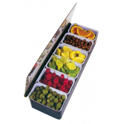 Fruit organizer - 6 containers