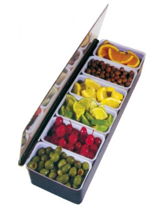 Фрут органайзер - 6 контейнера