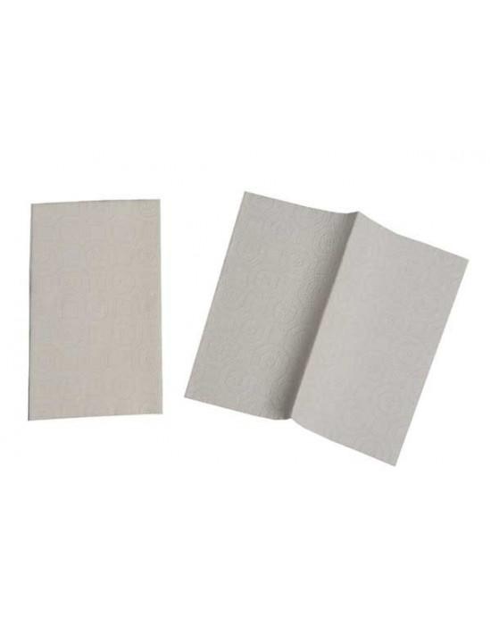 Кърпи за Ръце V- сгъвка Сиви 250бр