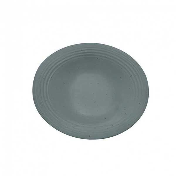 Pebble Wide Rim Plate Ø29cm