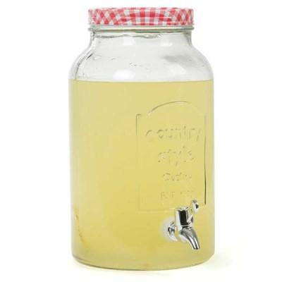 Country Style Mason Jar 5.5l