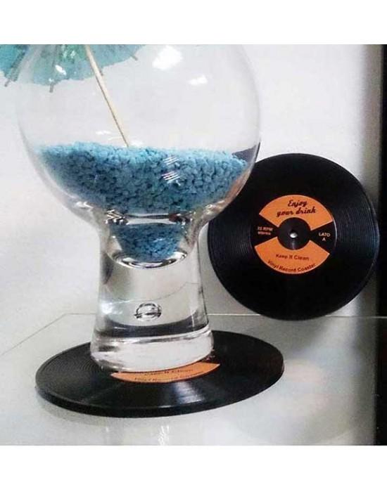 Подложка за чаши Грамофонна плоча - The Bars