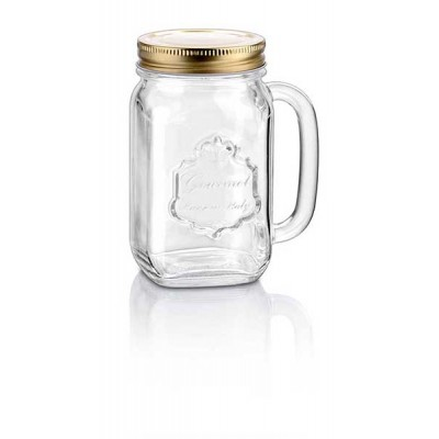Lid for Cocktail Jar 480ml - Borgonovo