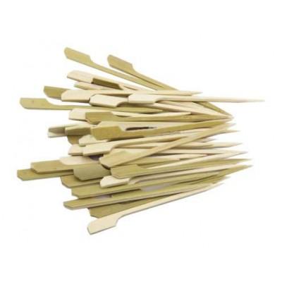 Бамбукови шишове/атлетки 12см 100 бр.