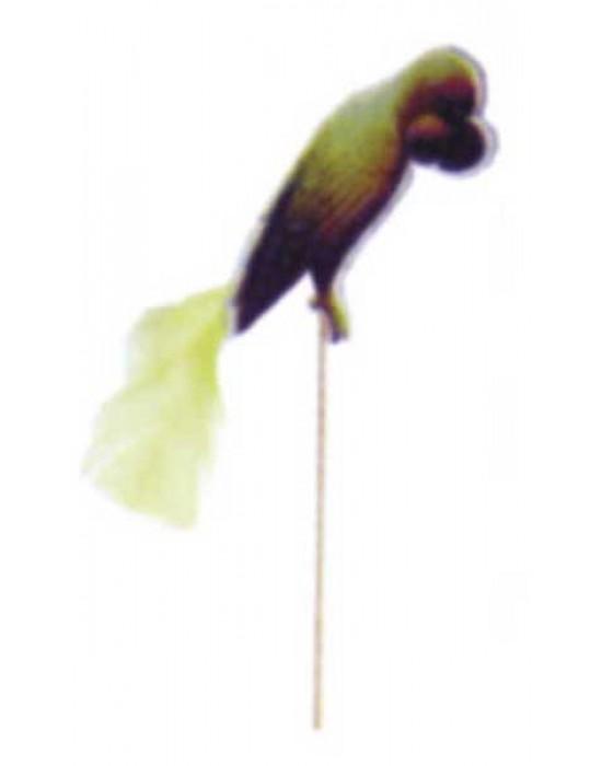 Коктейлна украса папагал 100бр.
