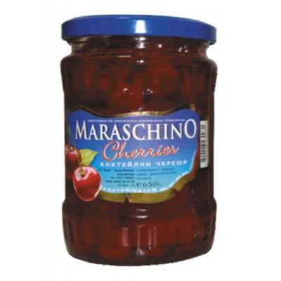 Мараскино - червено