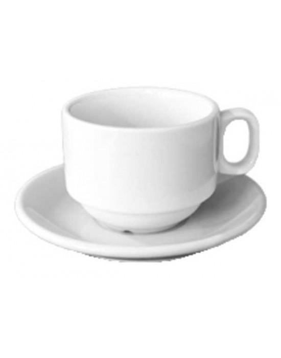 Чаша с чинийка - 200мл