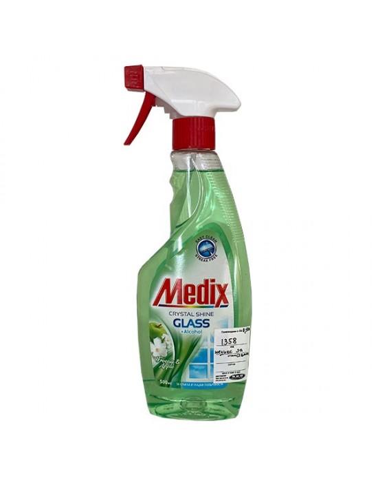 MEDIX за стъкла с помпа 500 ml